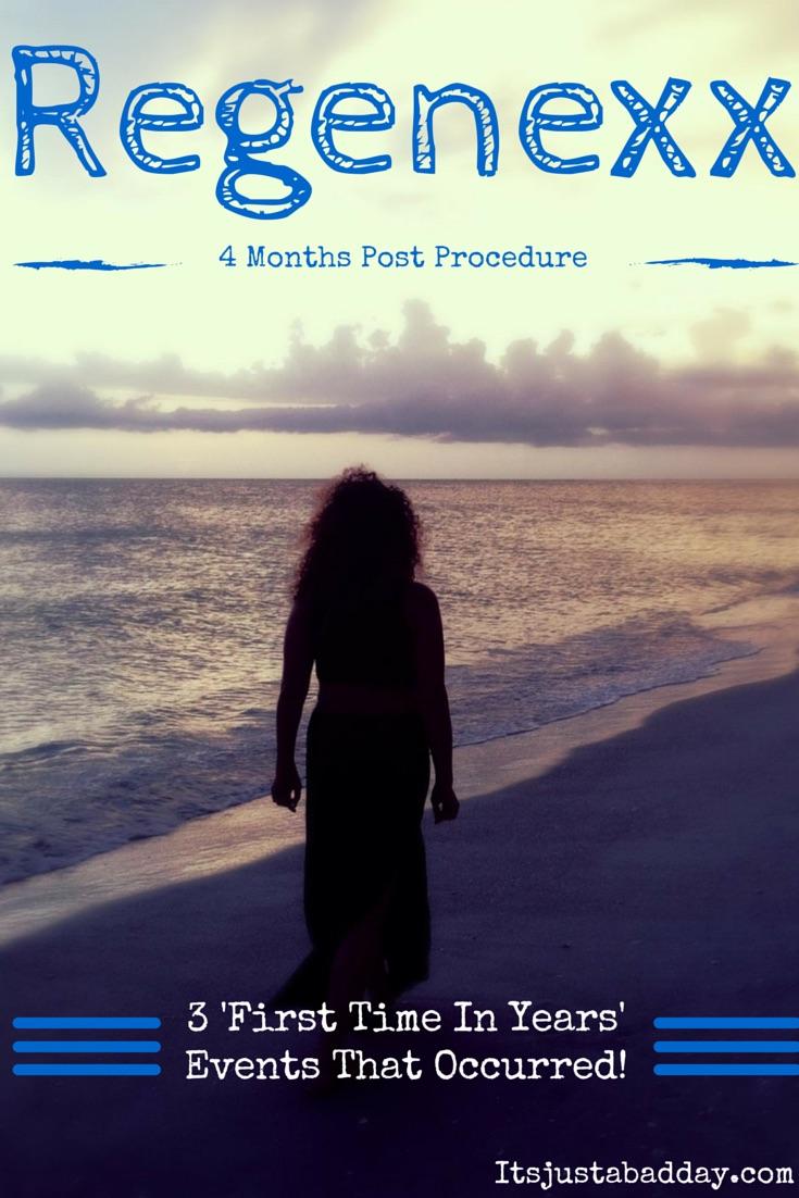 4 Months Post Regenexx Procedure