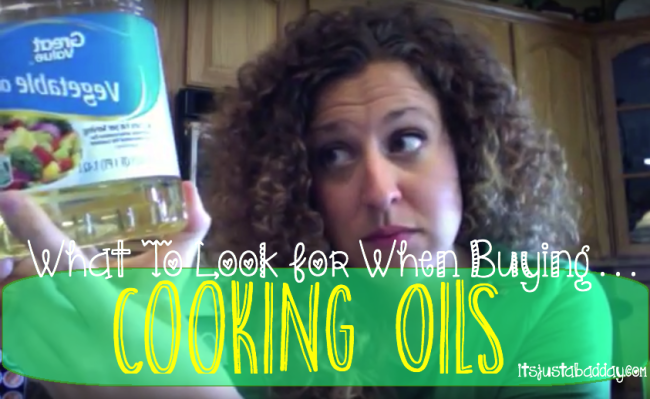 Ask Juls – What Should I Look For In Cooking Oils?