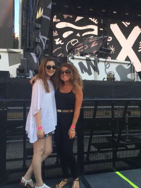 1D Concert With My Cousin Sophia