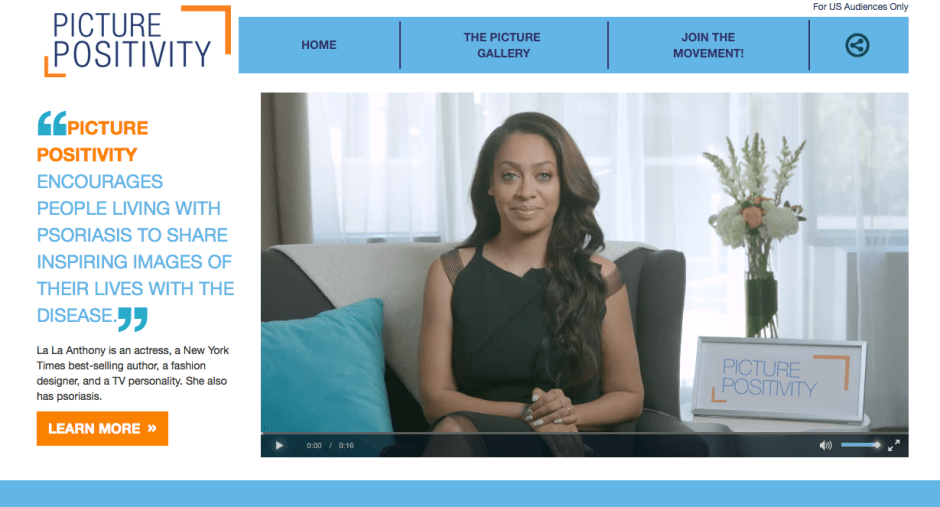 LaLa Anthony & NPF Picture Positivity Campaign