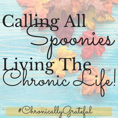 Calling All Spoonies