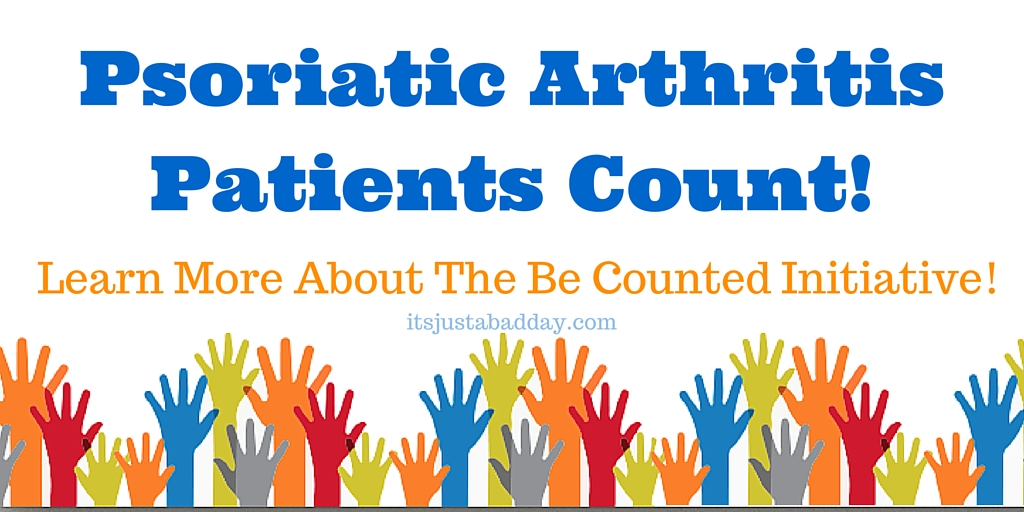 Psoriatic Arthritis Patient, Be Counted!