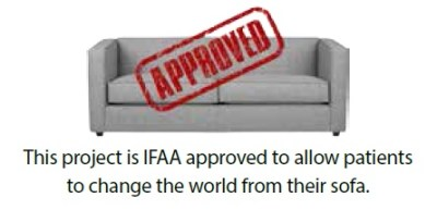 """""""Sofa Approved"""" - The Autoimmune Community Team (ACT): Redefining Research 2015 Celgene Innovation Impact Awards: Unleashing the Patient Voice in Research.autoimmune patients (125-175), diagnosed with Psoriatic Arthritis (PsA), Ankylosing Spondylitis (AS), AND/OR radiographic or non-radiographic Axial Spondyloarthritis (axSpA/nr-axSpA)"""