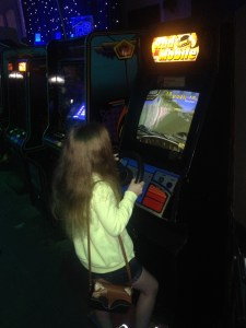 Loving the arcade games
