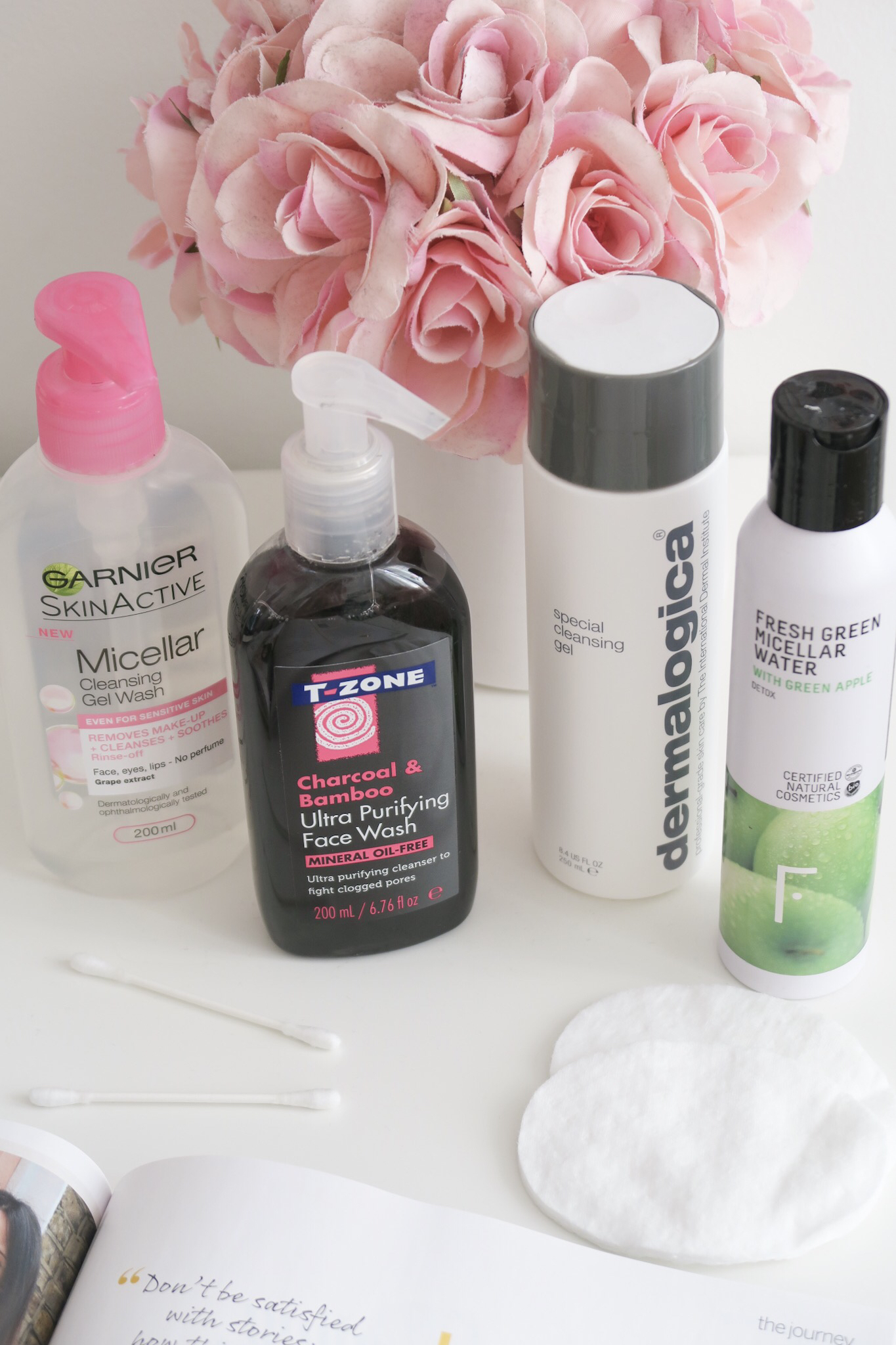 4 Cleansers To Help You Feel More Refreshed And Awake
