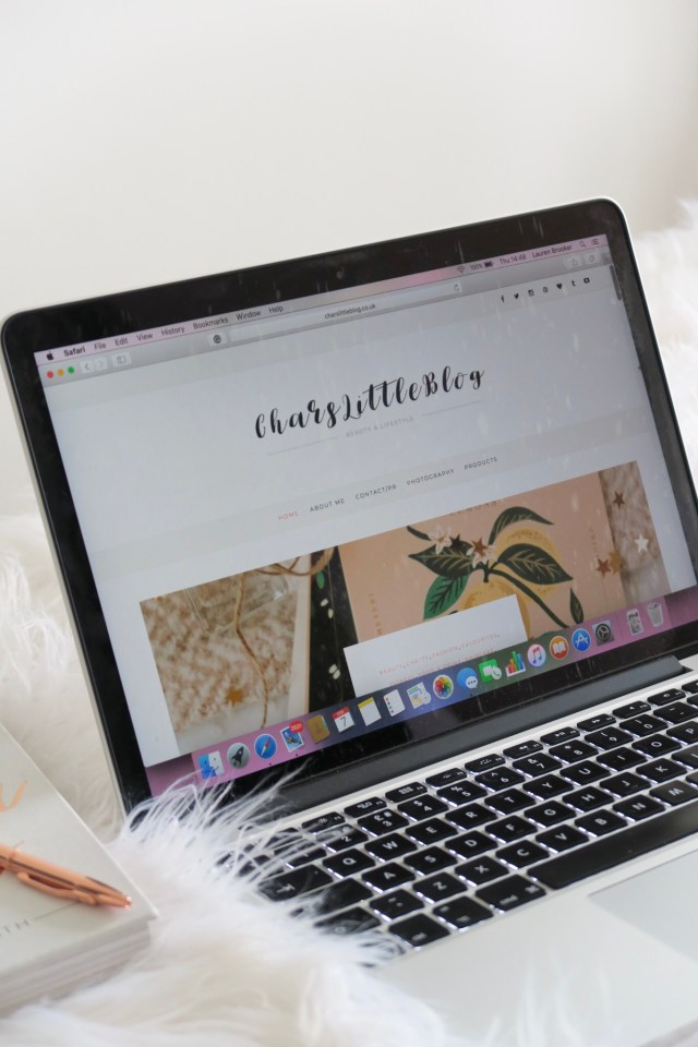 Meet The Blogger - CharsLittleBlog