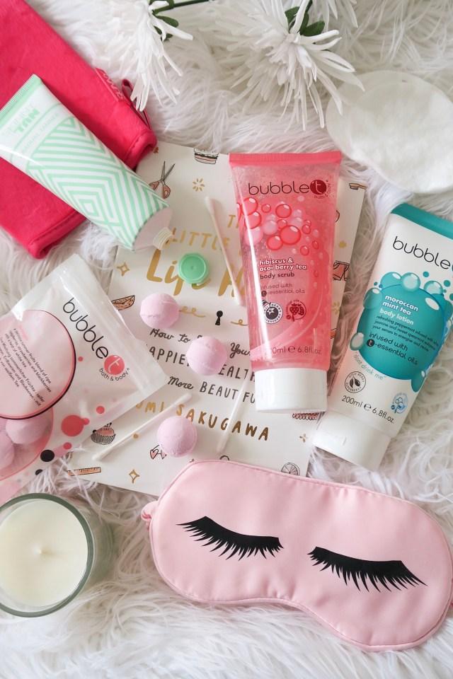 Bubble T Cosmetics x Skinny Tan - Get Summer Ready