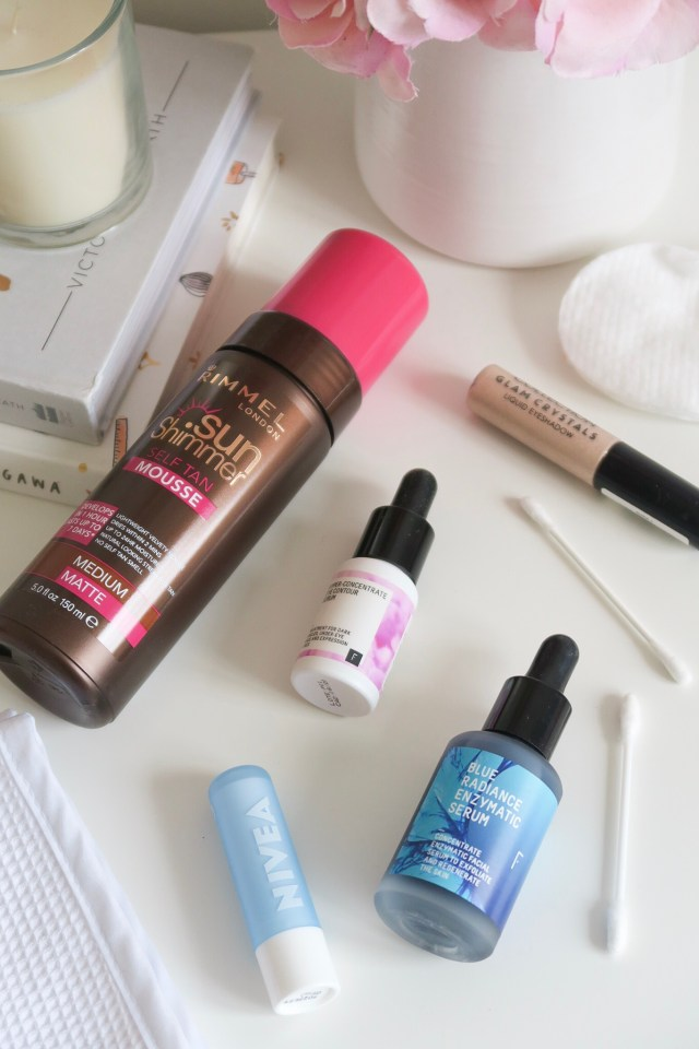 New In Beauty Bits - My First Impressions