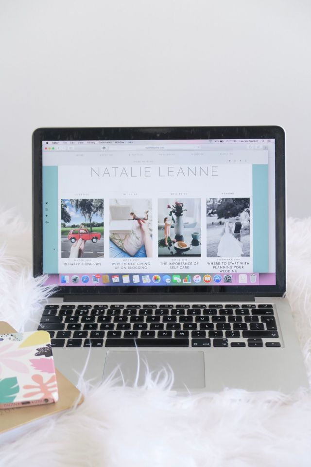Meet The Blogger 2 - Natalie Leanne