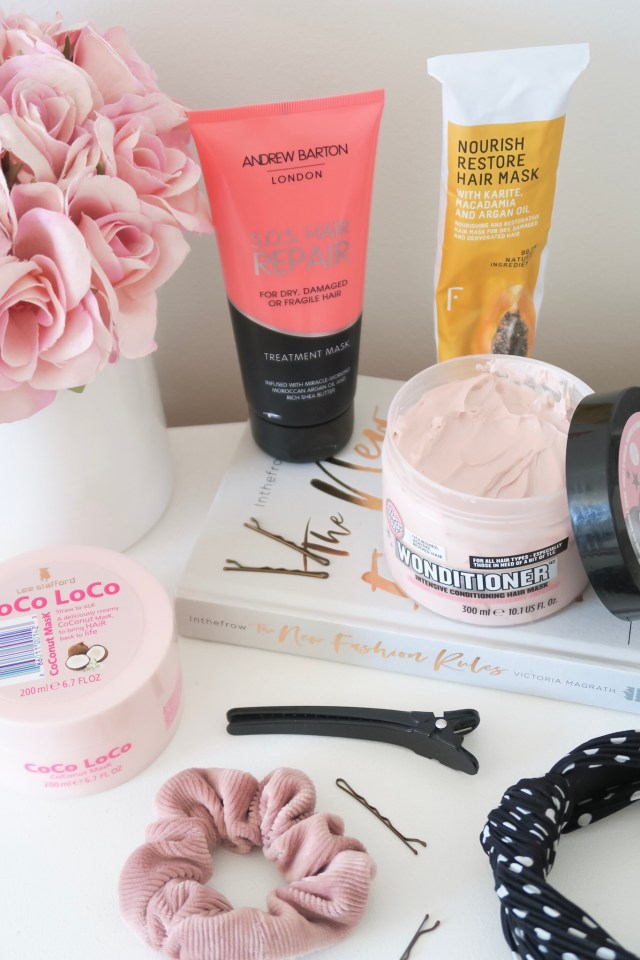 My Favourite Hair Masks For Healthier Hair