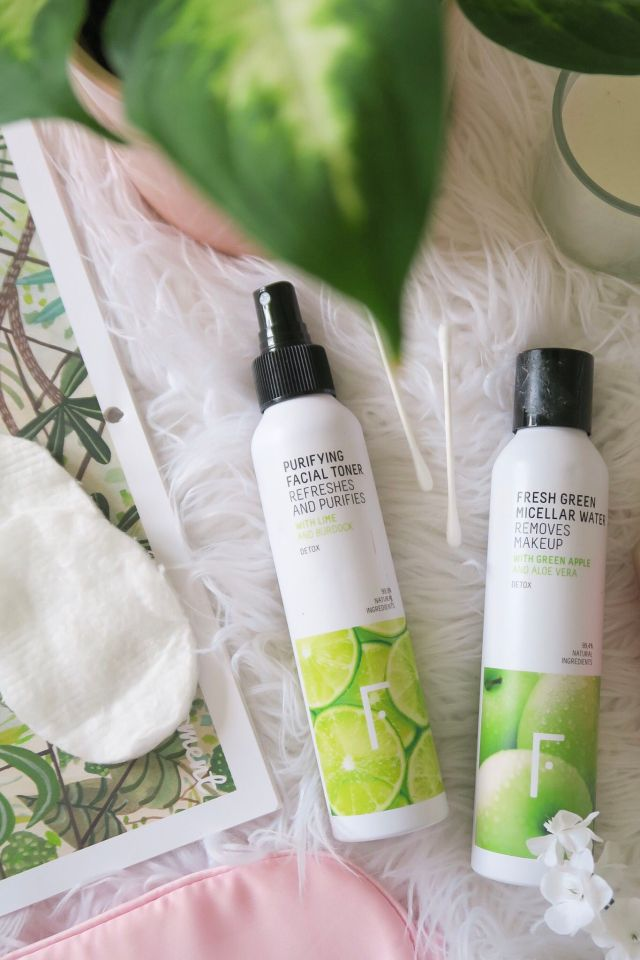 The Super Cleanser Trio From Freshly Cosmetics
