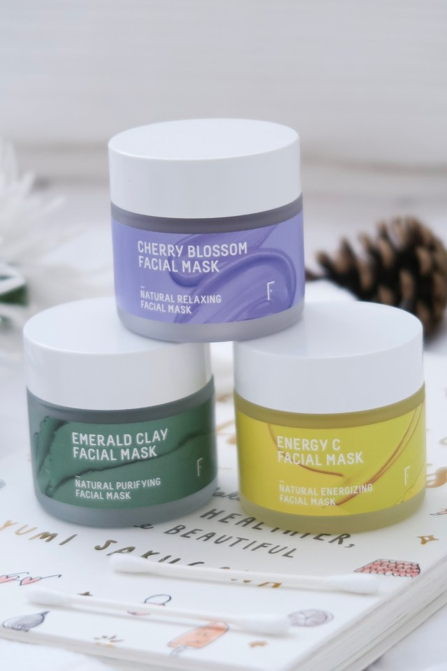 The Magic Masking Trio by Freshly Cosmetics