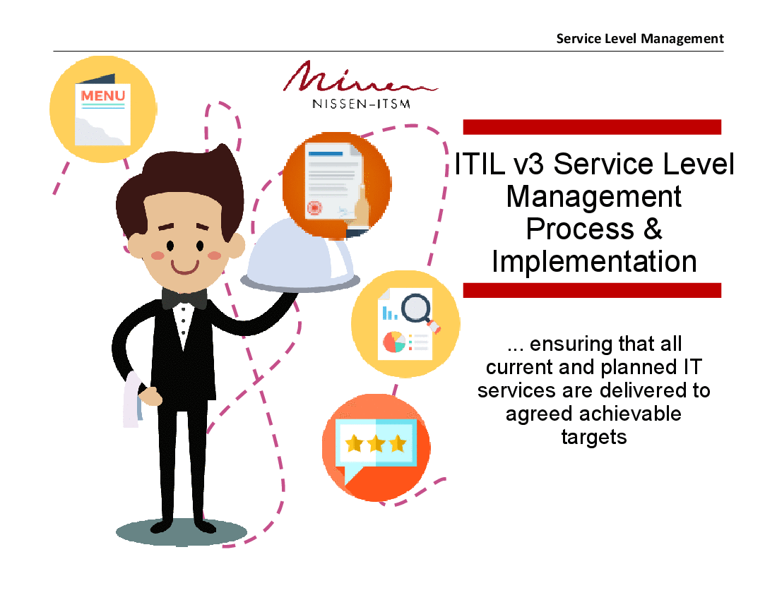 Itil Service Management Pdf