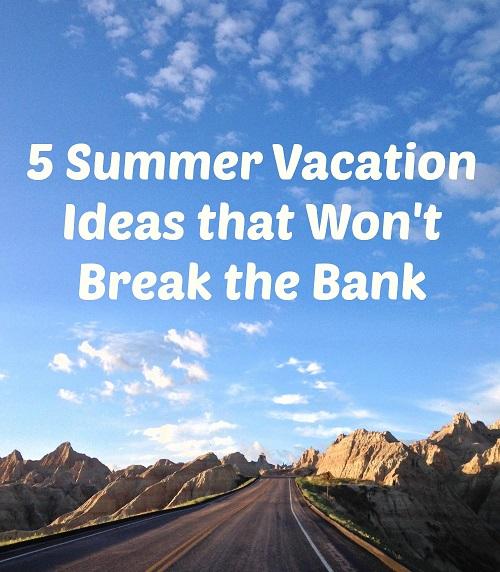 road trip vacation
