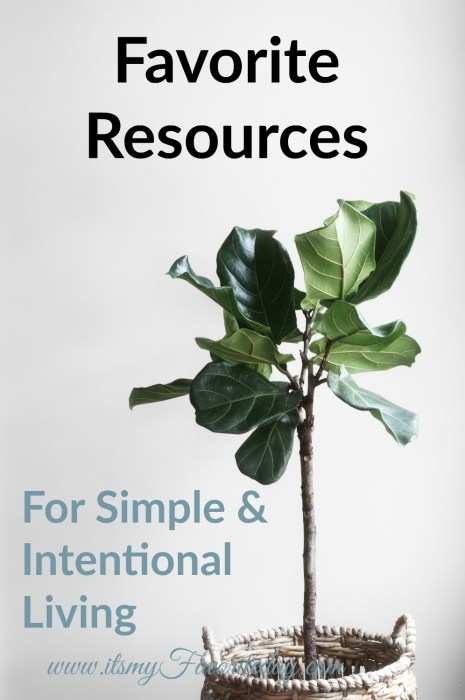 intentional living resources
