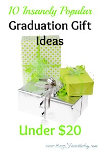 If you're looking graduation gift ideas and need to save money, you NEED TO check this out. So many of these frugal graduation gift ideas are perfect and fit within my budget! This is a must repin!