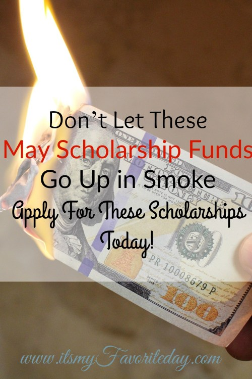 Get 'em while they're hot! May scholarships. Scholarships are the best way to pay for college make sure to apply this week. Be sure to repin so you remember to check back for the second round of May scholarships!