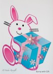 nadia-kronfli-bunny-with-gift