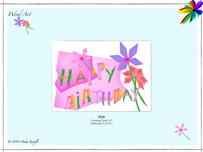 nadia-pink-birthday-card