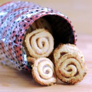 Pistachio Date Pinwheels and the Great Food Blogger Cookie Swap