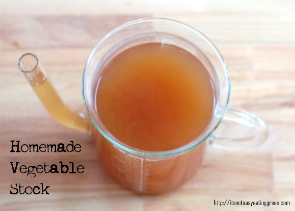 Vegetable Stock Title - INEEG
