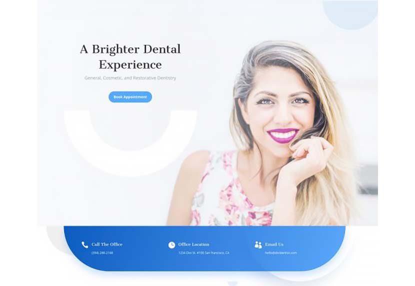 Dentist Layout