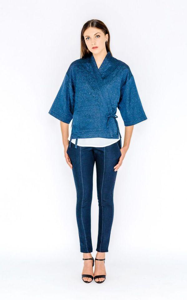 Kochi Kimono front