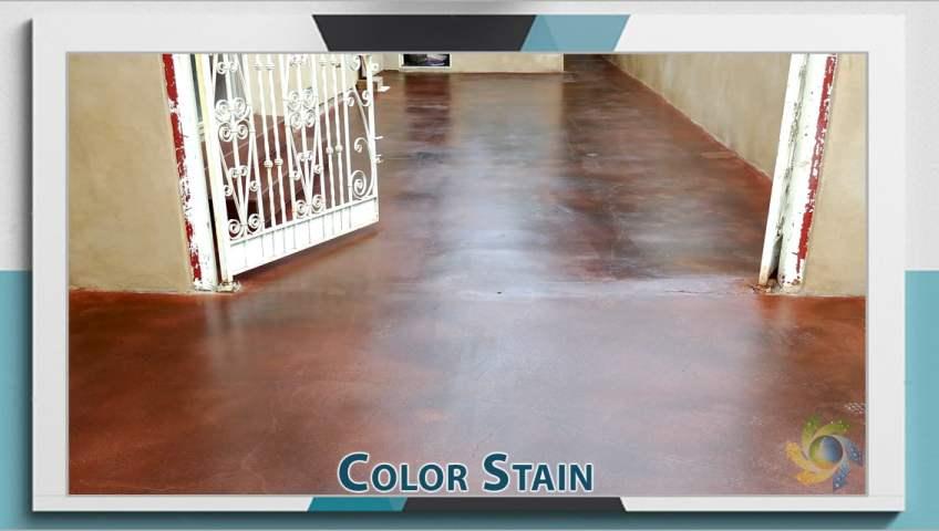 Polished Concrete Floor - It's So Clean