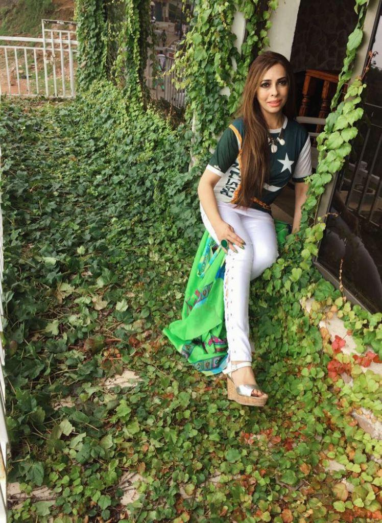 Saman Hasnain - Mrs. Pakistan
