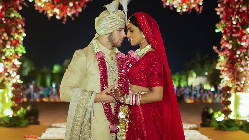 Actress Priyanka Chopra and Nick Jonas Wedding Photos!