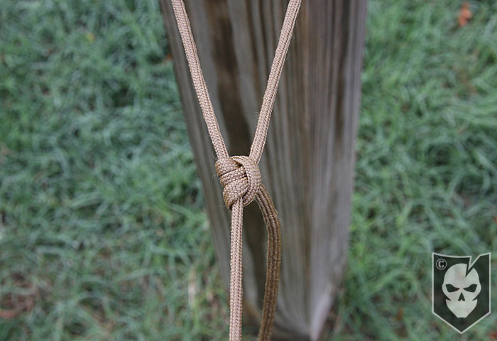 Taut Line Hitch