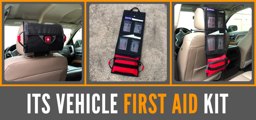 Vehicle First Aid Kit Featured
