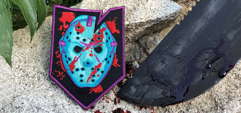 Friday the 13th Morale Patch Featured