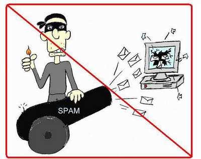 spam us spammer