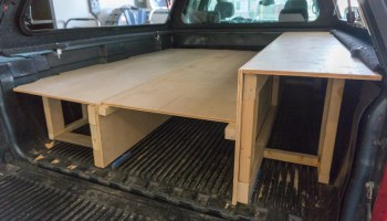 Truck Camper Setup: Building Tips for Your Camper Shell Conversion