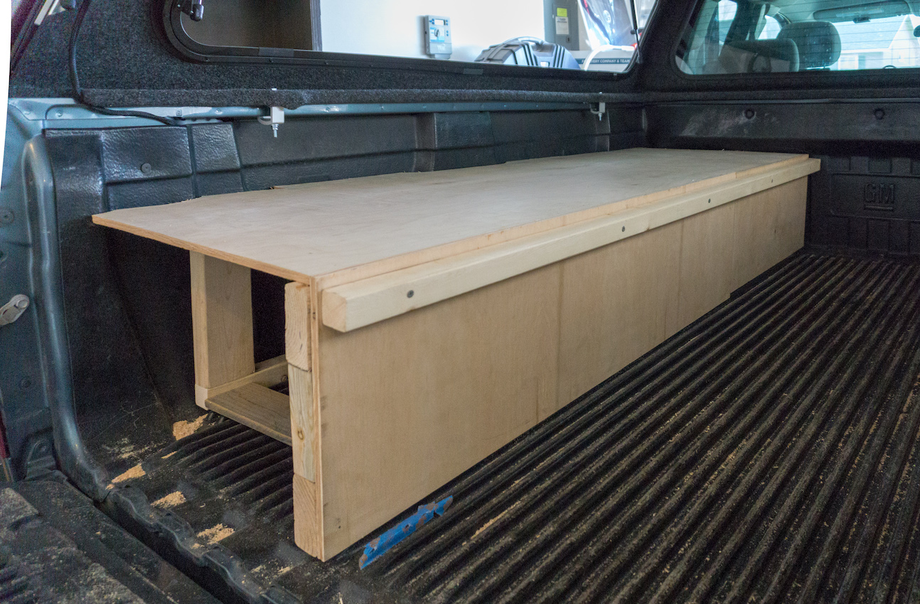Truck Camping Ideas >> Truck Camper Setup Building Tips For Your Camper Shell