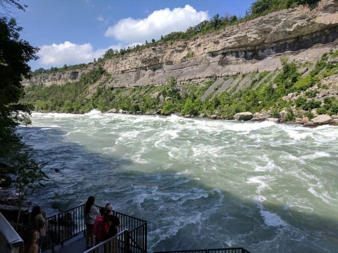 the niagara rapids