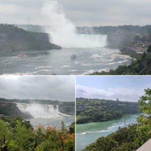 niagara from the road