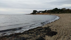 Sunday morning at Lepe Beach - the spicy bean - www.itsthespicybean.com