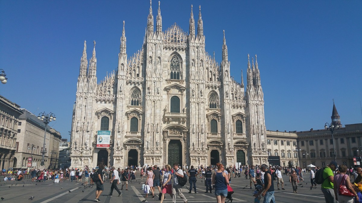 the wandering bean - why I didn't like Milan