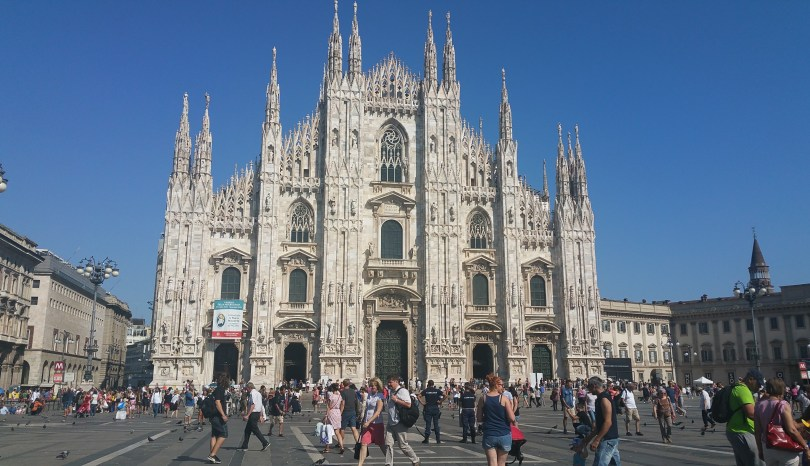 the wandering bean – why I didn't like Milan