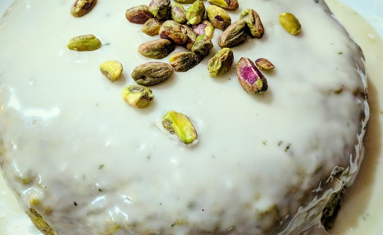 Bake Along With Bake Off Week 2 – Le Gâteau Vert