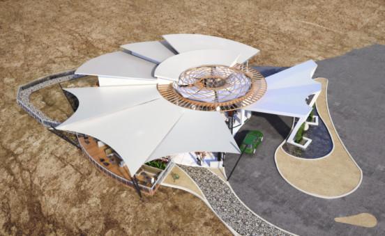 Ras Al Khaimah - World's Longest Zip Line Welcome Centre