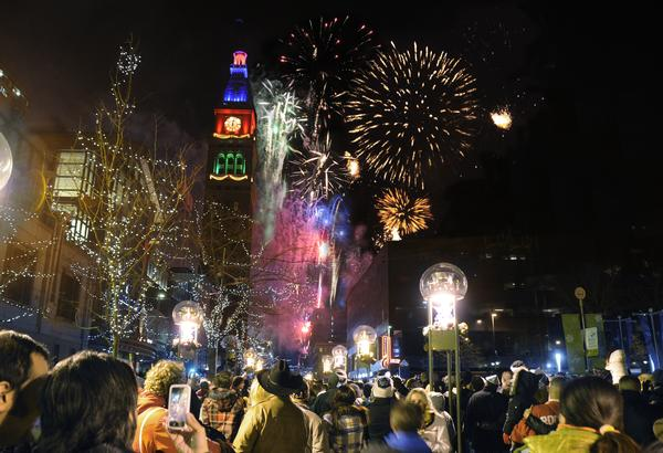 new years denver