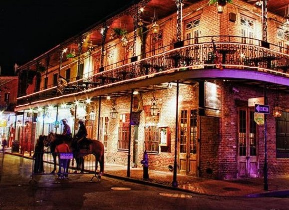 america's best cities for new years eve - new orleans