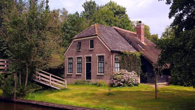 netherlands-european villages