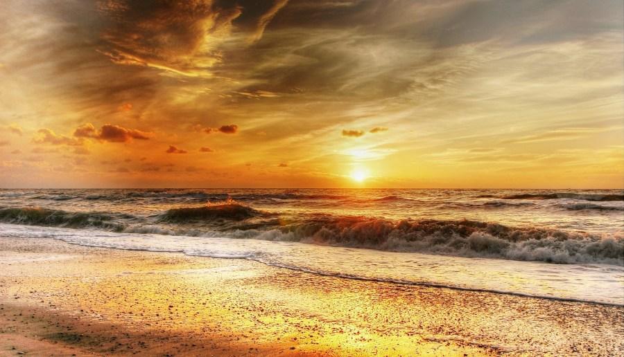 denmark-summer-sunset-sea