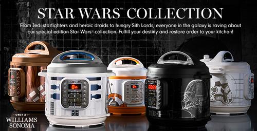 Star Wars kućni aparati