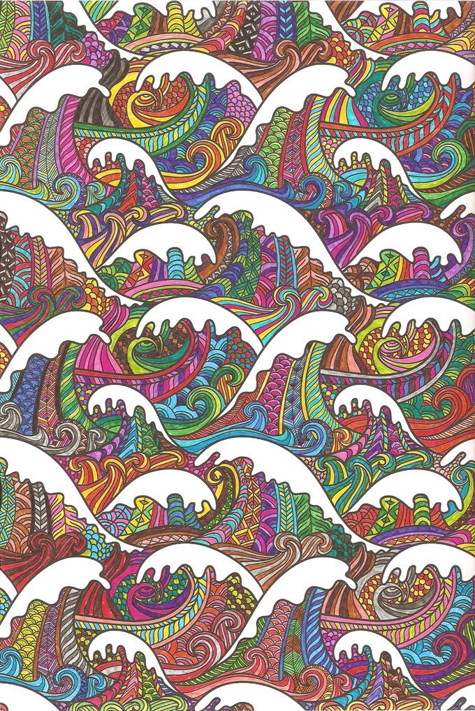 kleurboek volwassenen 1