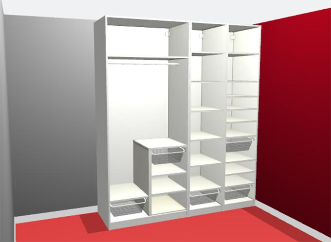 Drie Schuifdeuren Kledingkast.Onze Nieuwe Pax Kledingkast Van Ikea Itswendy Nl